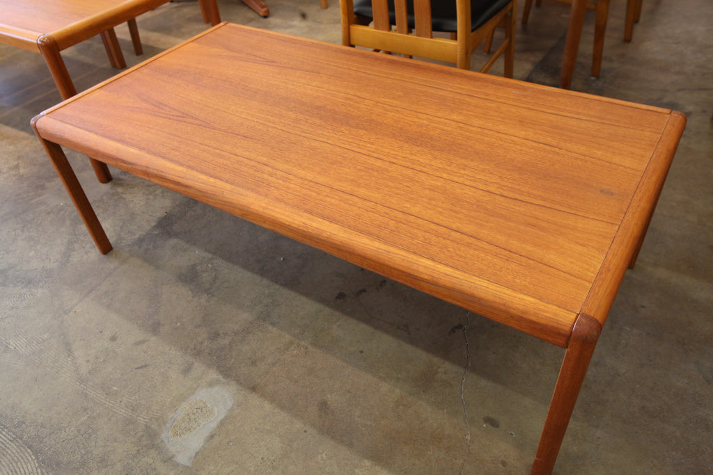 "Vintage Danish Teak Coffee Table (50.25""L x 26.5""W x 16.5""H)"