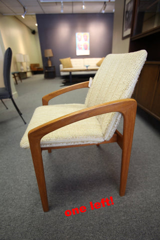 KS Danish Teak Arm Chair (each)