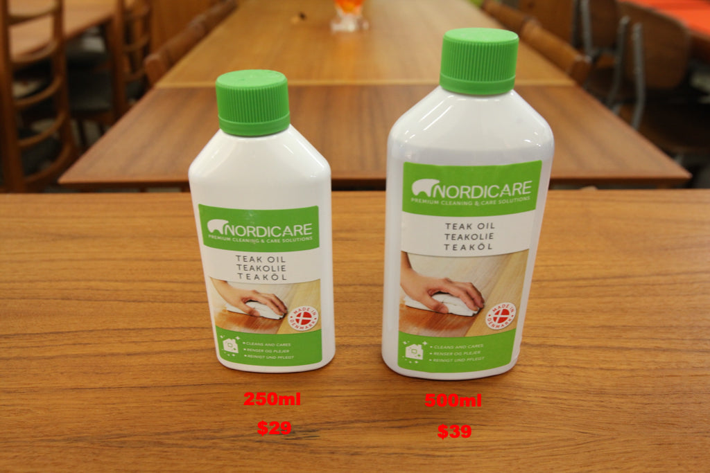 Nordicare Teak Oil (Imported from Denmark)