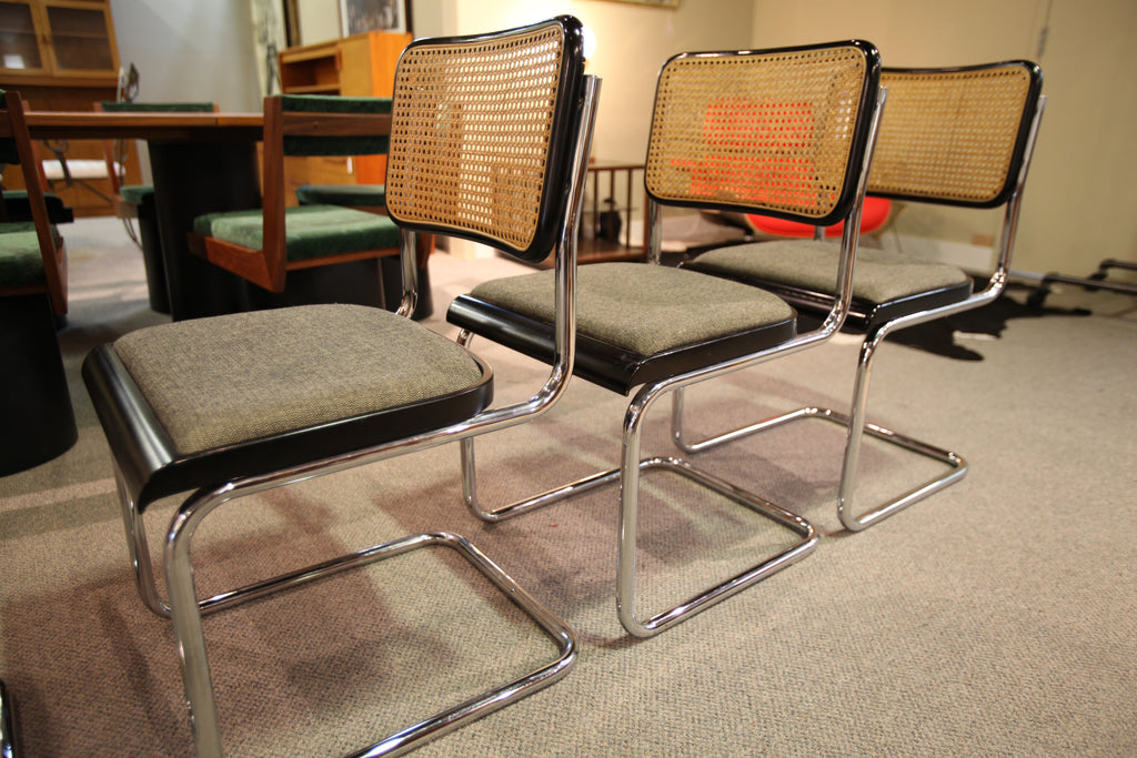 Marcel Breuer style Cesca Chair (set of 4)