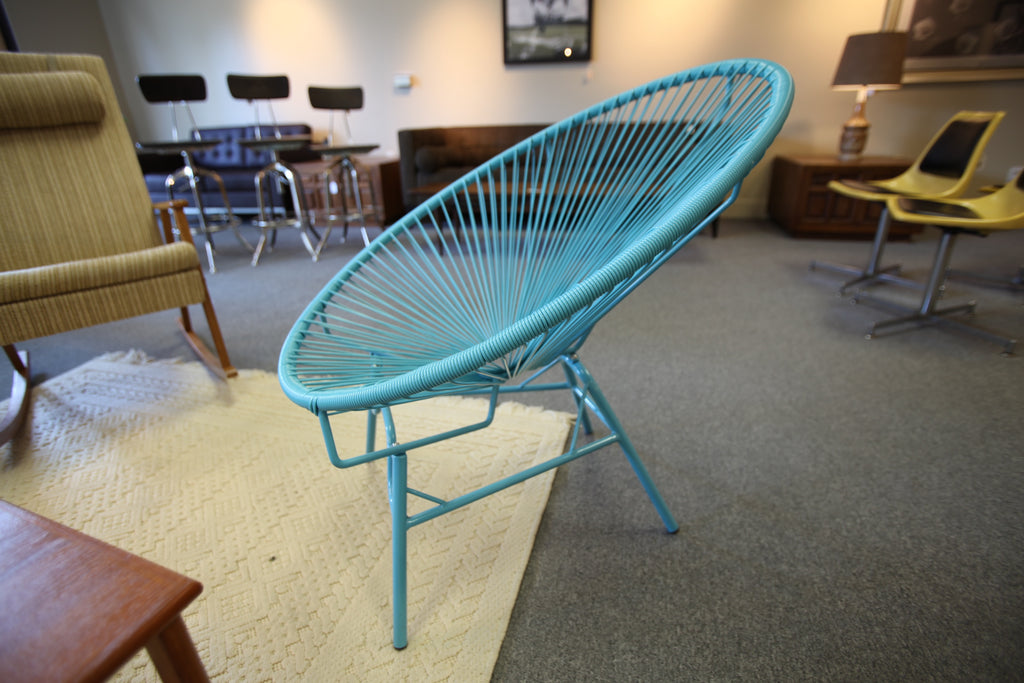 Acapulco Chair (blue)