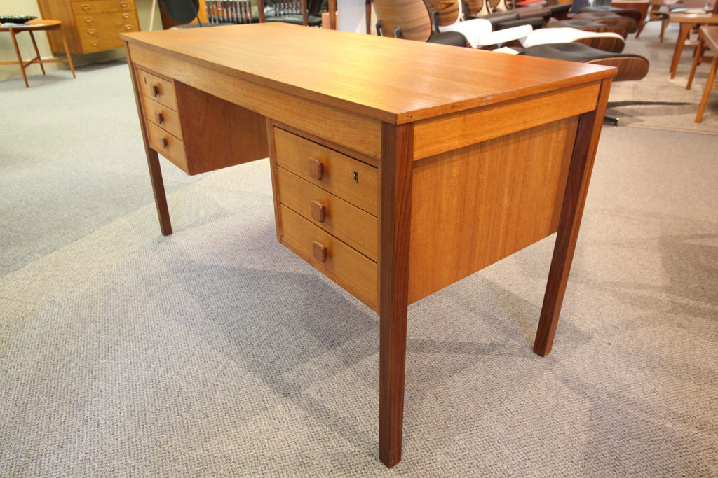 Domino Mobler Danish Teak Desk