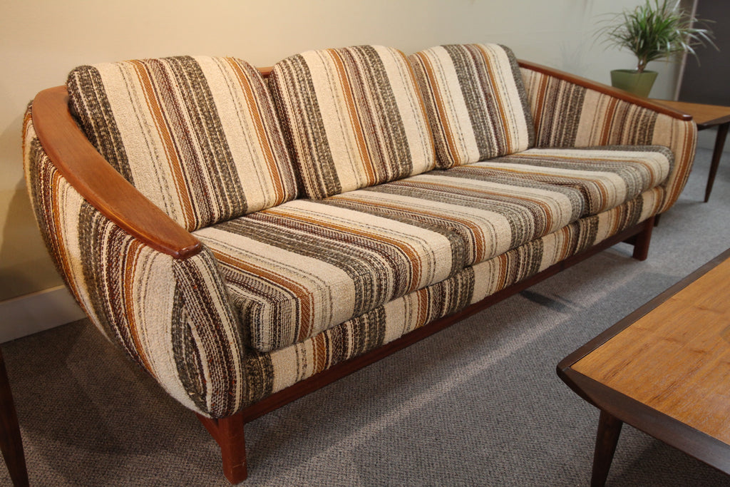 "R. Huber 3 Seater Sofa (80"" Long)"