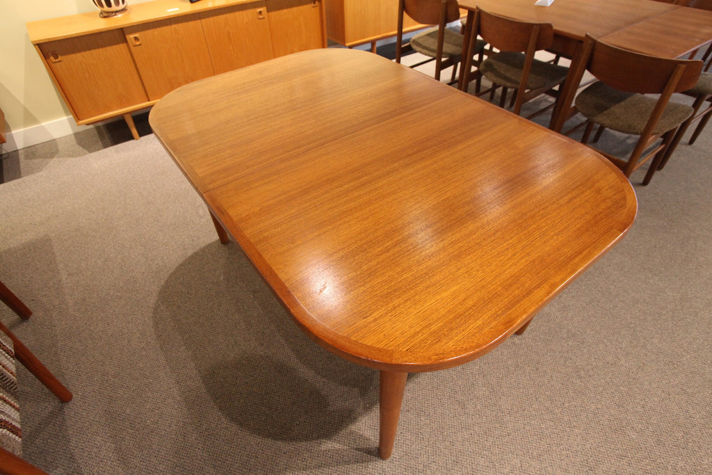 "Fabulous Teak Table with Butterfly Leaf (78""L x 38""W) or (57.5""L x 38""W)"