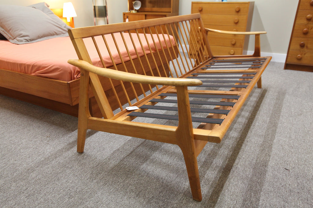 "Danish Teak Sofa Frame (70"" Wide)"