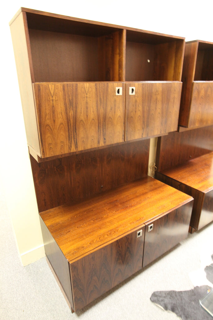 "Hammel Danish wall Units (47""W x 71.25""H x 25""D)"