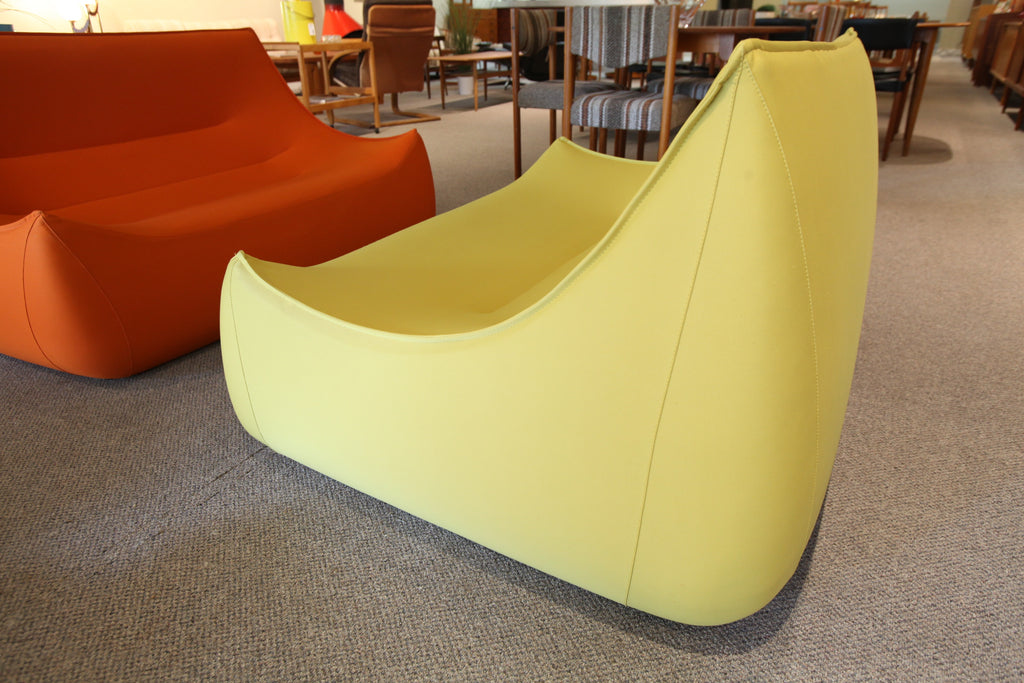 "P. Mourge for Ligne Roset ""SAKE"" Love Seats (56""W x 38""D x 29""H)"