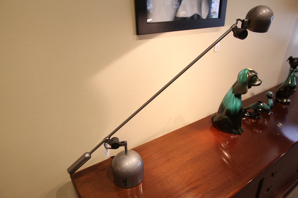 "Vintage Buzz Montreal Desk Lamp (Approx. 31"" high)"