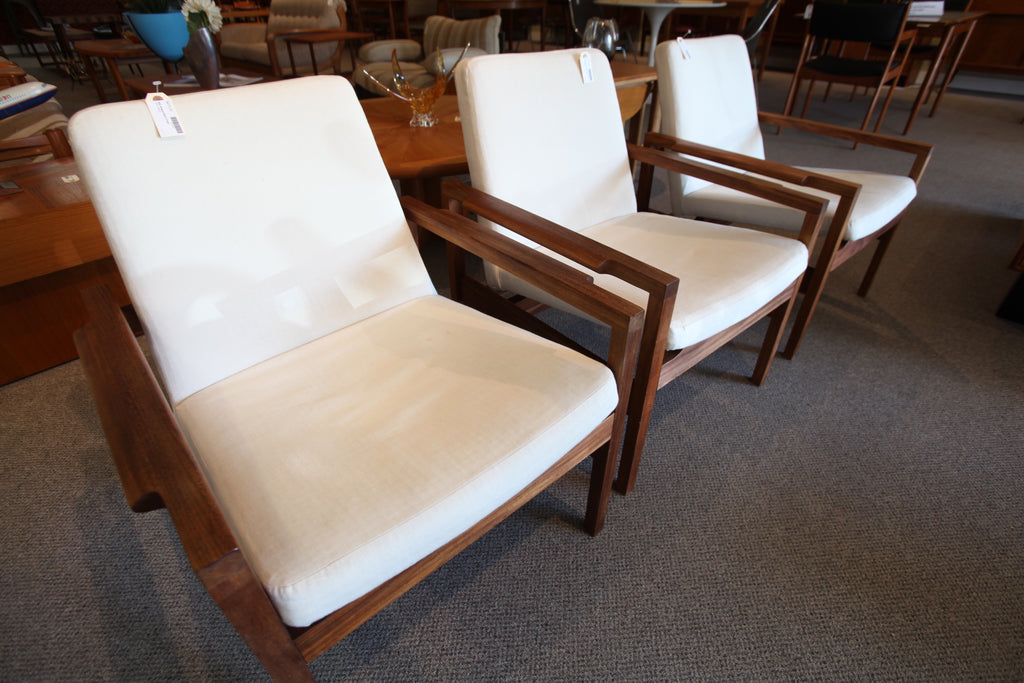 RS Associates Montreal Vintage MCM Lounge Chair