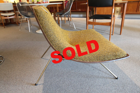 Rare & Original 1950's Winnipeg Chair by A.J. Donahue