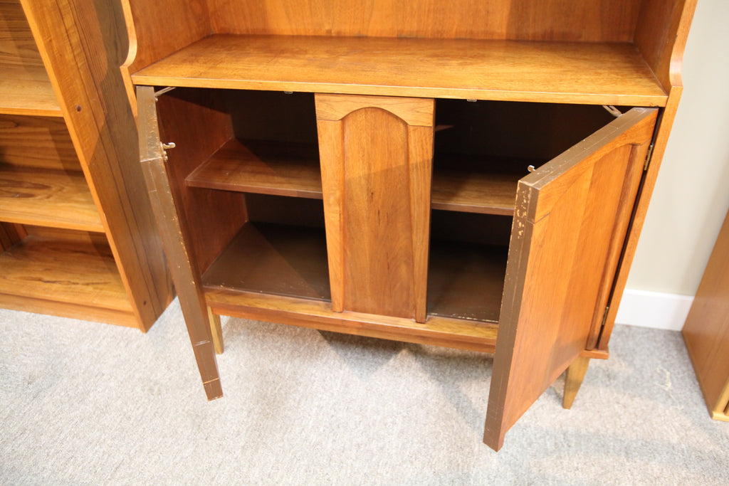 "Small Sideboard/Hutch (1 piece) (39.5W x 64.75""H x 14.5""D)"