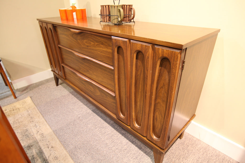 "Viscol Walnut Buffet (60""W x 31""H x 16""D)"
