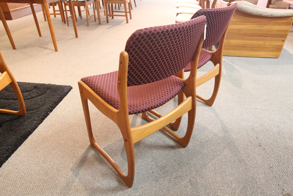 Single Teak Chair