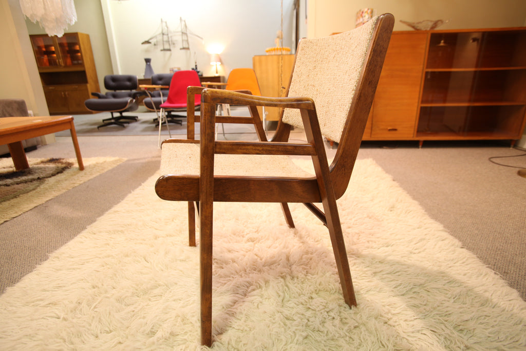 Vintage Single Teak Chair