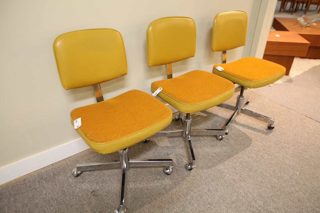Vintage Office Chairs