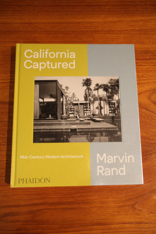 """California Captured"" BOOK (Mid Century Modern Architecture)"