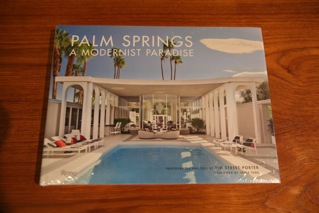 "PALM SPRINGS ""A Modernist Paradise"" BOOK"