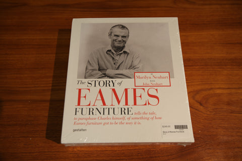 The Story of Eames Furniture (2 BOOK Set)