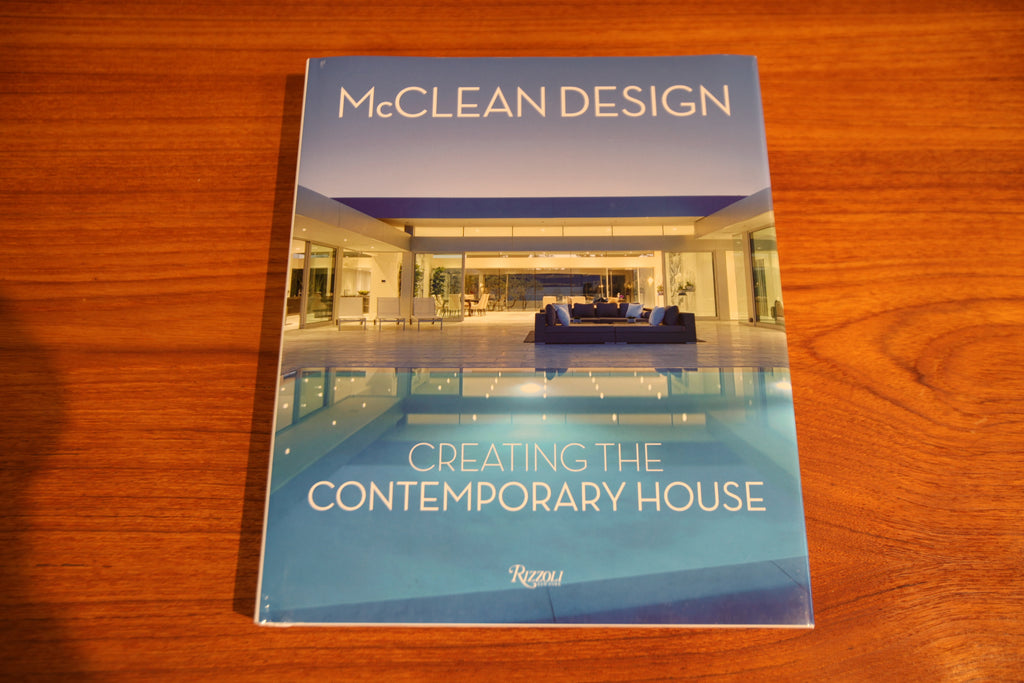 "McClean Design ""Creating The Contemporary House"" BOOK"