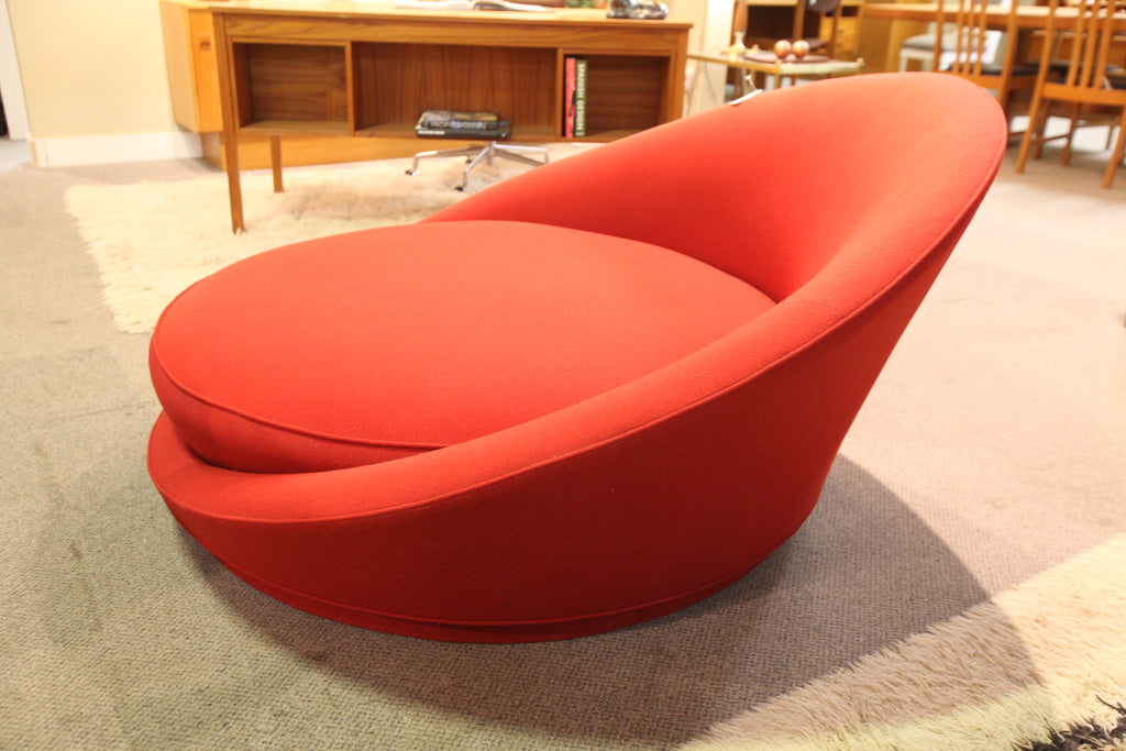 "Urban Round Lounge Chair / Sofa (59""W x 54""D x 28.5""H)"