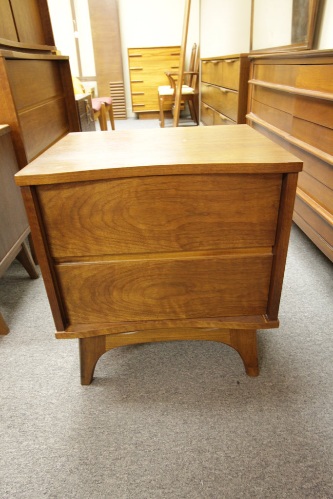 "Vintage Walnut Night Stand (20""W x 17""D x 23.25""H)"