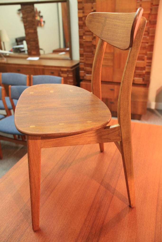 Set of 3 Vintage / Original Hans Wegner CH30 Chairs