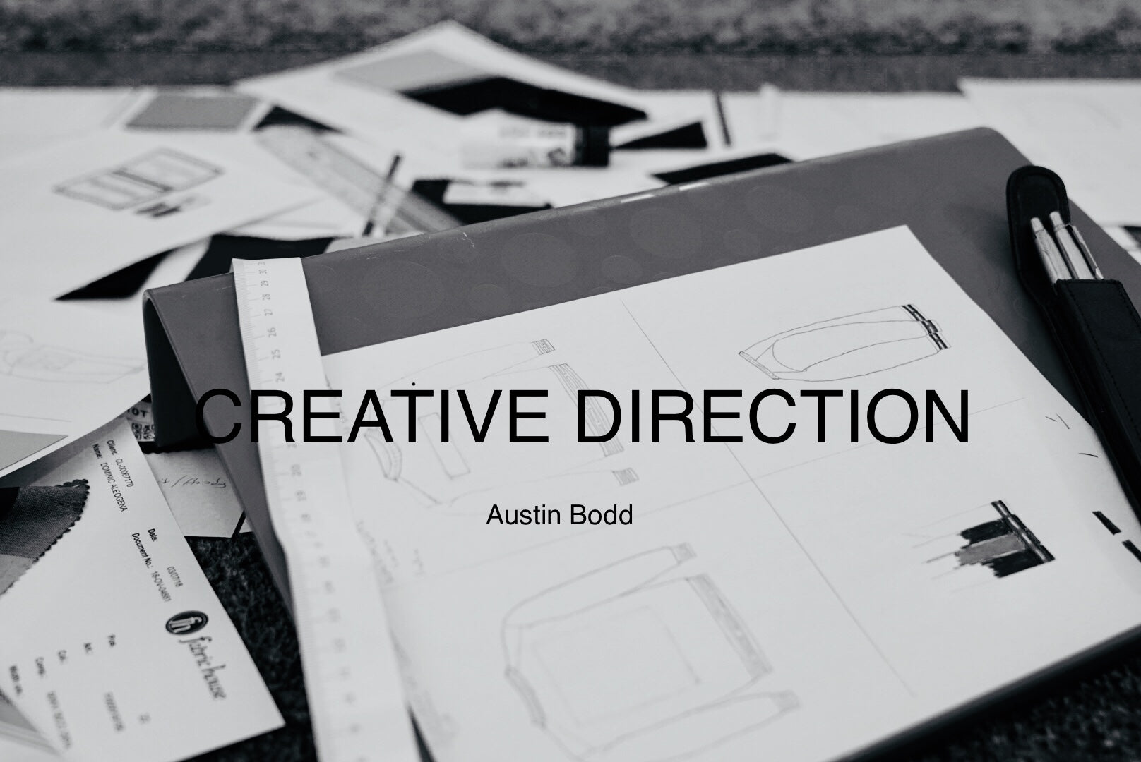 The Austin Bodd creative direction