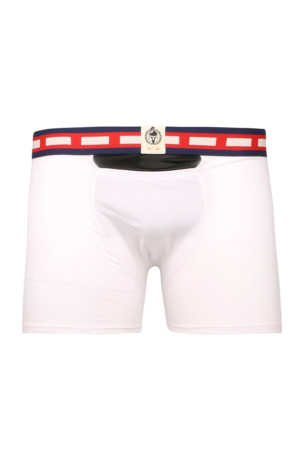 Austin Bodd Tech Boxer Brief White