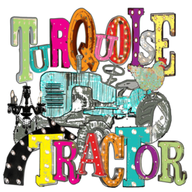 The Turquoise Tractor