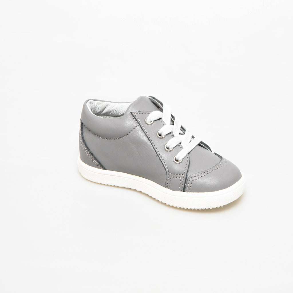 Chaussure enfant Basket | Andy Gris