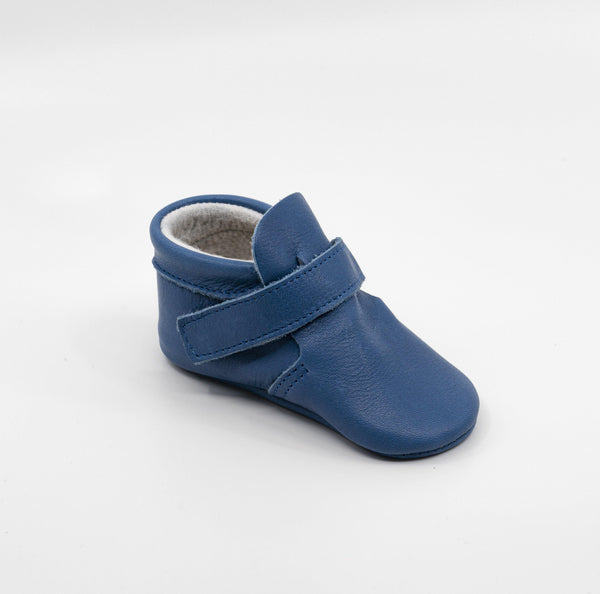Slipper Baby shoe | Yael Blue Magia - Patt'touch English