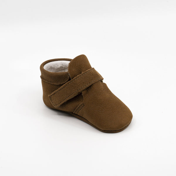 Slipper Baby shoe | Yael Caramello - Patt'touch English