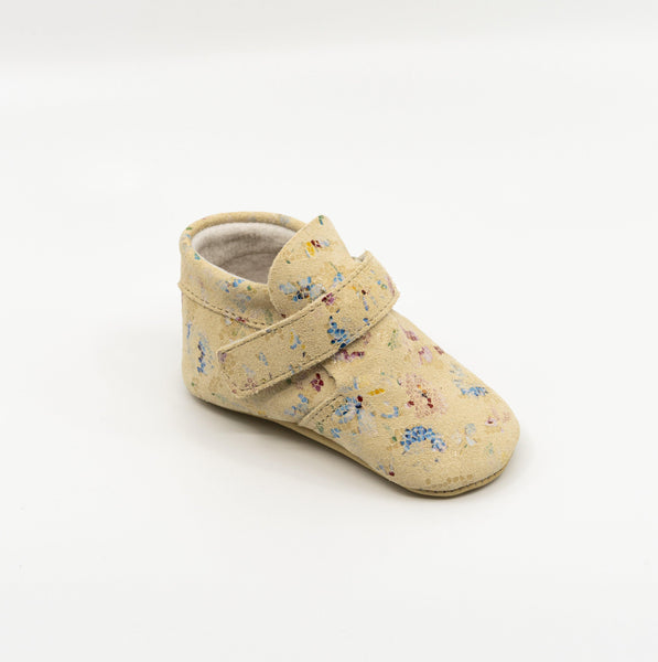 Slipper Baby shoe | Yael Tetiaroa - Patt'touch English