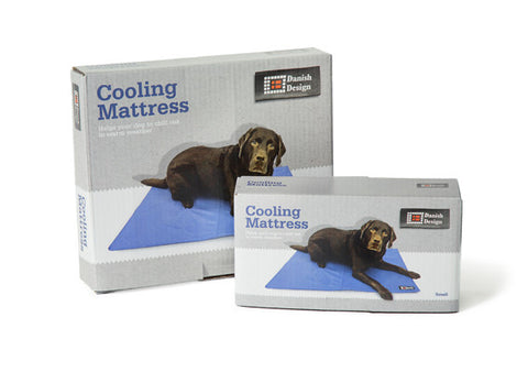 Cooling Mattress in two boxes