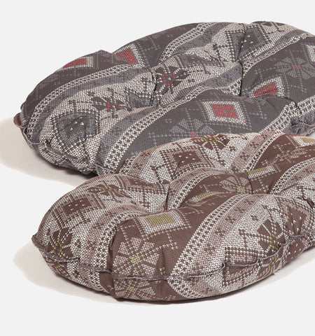 Both Styles of Fairisle Luxury Quilted Matress Dog Beds