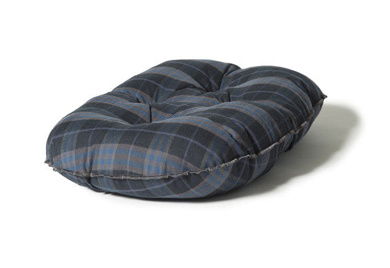 Lumberjack Luxury Quilted Mattress in Navy/Grey