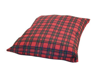 Dog Beds | Royal Stewart Tartan | Luxury Duvet