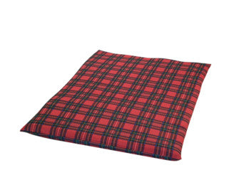 Standard Duvet in Royal Stewart Tartan