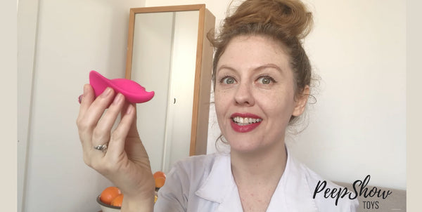 VENUS O'HARA - SEX TOY REVIEW: Mimic Plus from Clandestine Devices