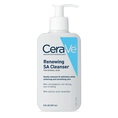 CeraVe SA Cleanser (Renewing or Smoothing)