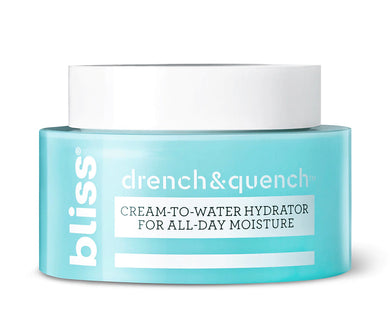 Drench & Quench Hydrating Cream Cream-to-water Hydrator for All Skin Types