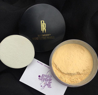 Black Radiance Setting Powder