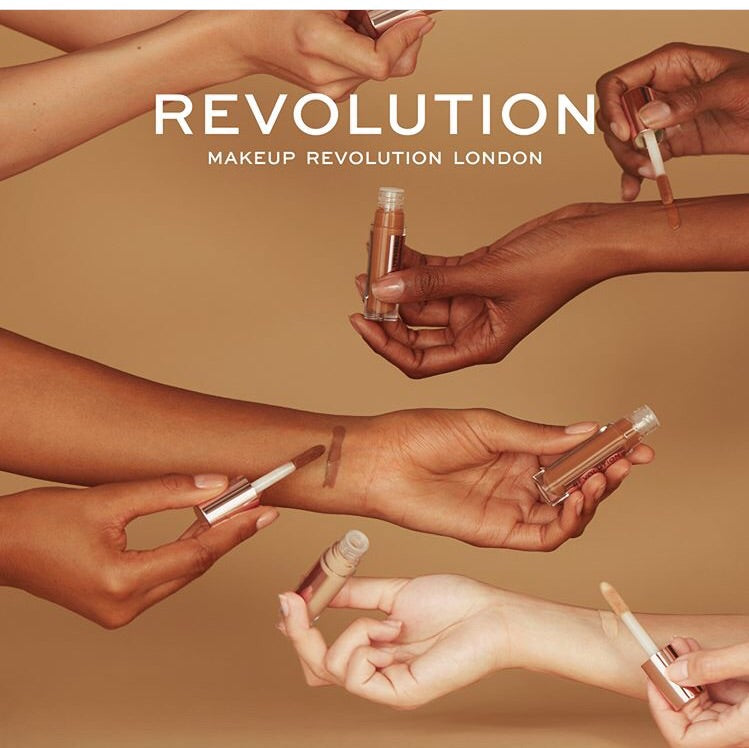 Revolution London Concealers