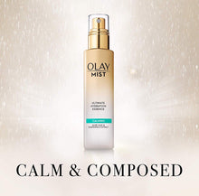 Face Mist by Olay, Hydrating Facial Spray, Calming Essence with Aloe Leaf & Chamomile, 3.3 Fl Oz