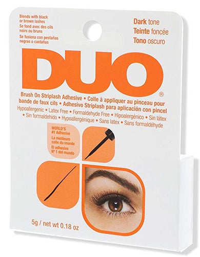 DUO brush-on strip lash adhesive