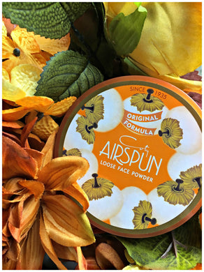 Airspun loose powder
