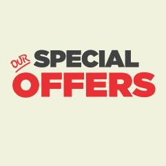 our special offers on BiBset