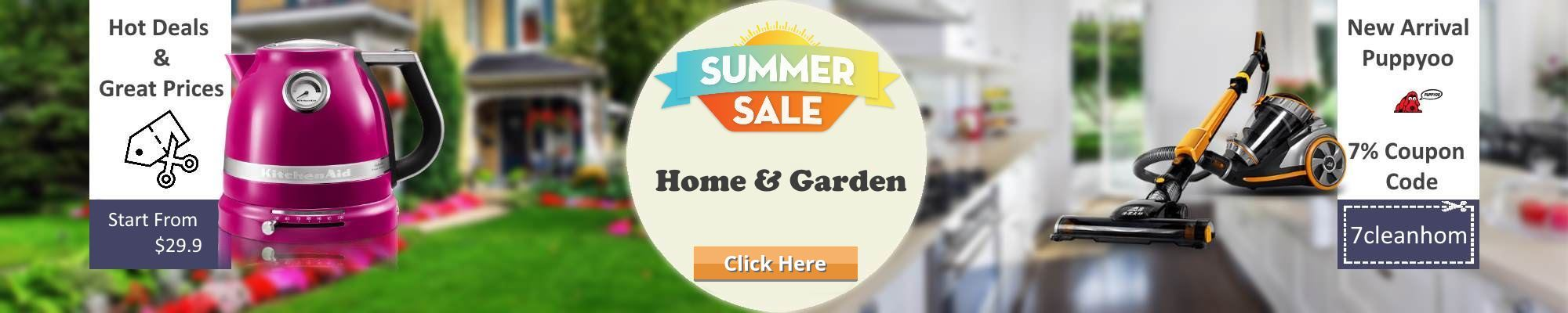 deals at home and garden