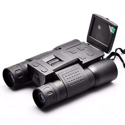1080P Digital Camera 2.0 inch 5MP Zoom 12x32 Binocular Camcorder Telescope:BiBset.com