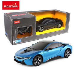 1:18 Electric RC Car BMW i8 RTR:BiBset.com